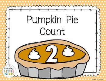 Pumpkin Pie Count 1-10