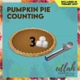 Pumpkin Pie Counting