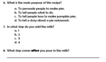 Pumpkin Pie FUN!