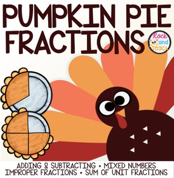 Fraction Review - Thanksgiving Theme