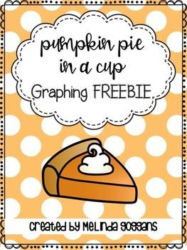 Pumpkin Pie In A Cup FREEBIE!