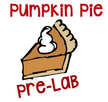 Pumpkin Pie Lab