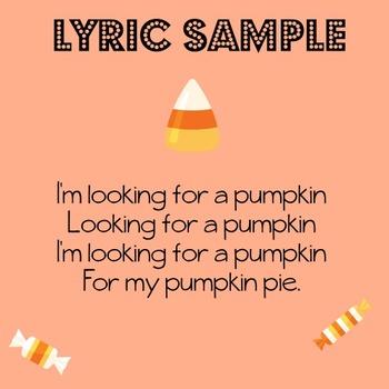 Pumpkin Pie: Movement Song MP3