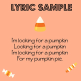 Pumpkin Pie: Movement Song MP3