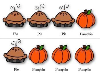 Thanksgiving Pumpkin Pie Orff Based Rhythm Activity