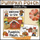 Pumpkin Pie Stand Dramatic Play