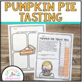 Pumpkin Pie Taste Test