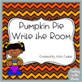 Pumpkin Pie Write the Room