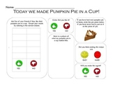 Pumpkin Pie in a Cup!