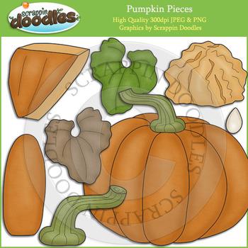Pumpkin Pieces