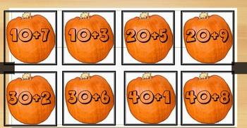 Pumpkin Place Value
