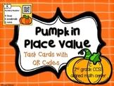 Pumpkin Place Value: A 2nd gr CCSS Aligned Math Center