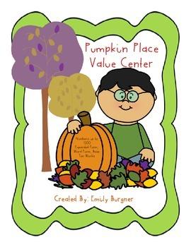 Pumpkin Place Value Center