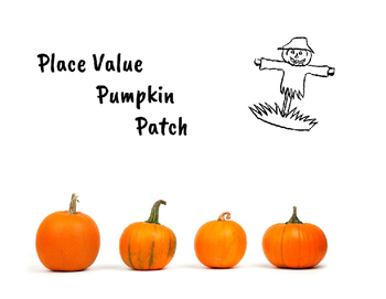 Pumpkin Place Value Creativity