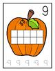 Pumpkin Playdough Mats/Dry Erase Mats/ Worksheets