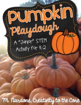 Pumpkin Playdough - STEM Jr.