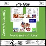 Pumpkin Plea Halloween Pie Guy