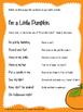 Pumpkin Poem and Book