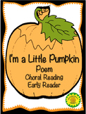 Pumpkin Poem and Book