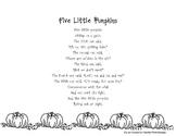 Pumpkin Poetry