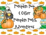 Pumpkin Math Activites and Printables