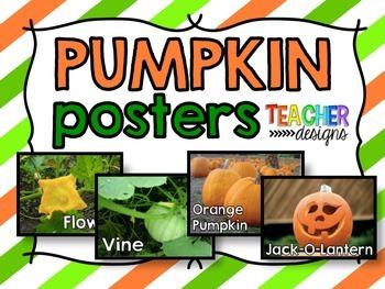 FREE Pumpkin Posters