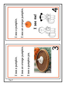 Pumpkin Power:  Four Fall Literacy Centers