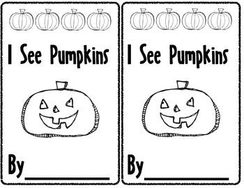 Pumpkin Power: K/1 Math and Literacy Activities