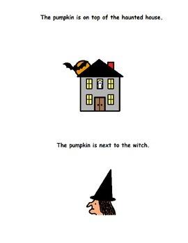 Pumpkin Preposition