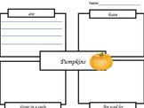 Pumpkin Printables and PowerPoint