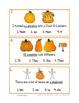 Pumpkin Pronouns in Color and Black & White