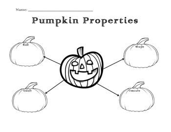 Pumpkin Properties