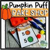 Pumpkin Puff Bake Shop (Pom Pom Fine Motor, Math, & Dramat