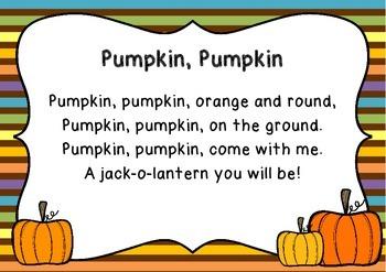 Pumpkin, Pumpkin: An instrument exploration lesson