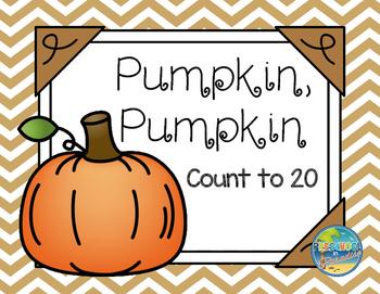 Pumpkin, Pumpkin Counting to 20
