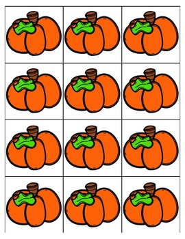 Pumpkin, Pumpkin Errorless Activity Book