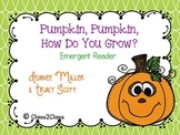 Pumpkin, Pumpkin How Do You Grow?