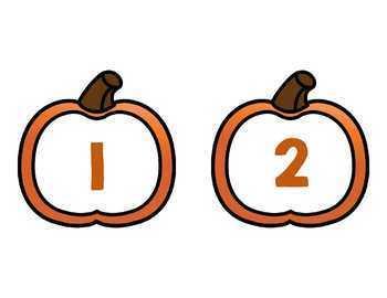 Pumpkin, Pumpkin-- I Can Count to 20