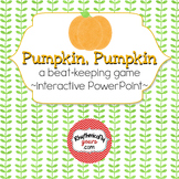 Pumpkin Pumpkin ~ Interactive PowerPoint game
