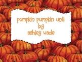 Pumpkin Pumpkin Mini Unit