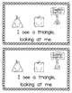 Pumpkin, Pumpkin, What Shape Do You See?  Emergent Reader