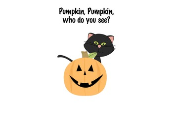 Pumpkin, Pumpkin, Who Do You See?