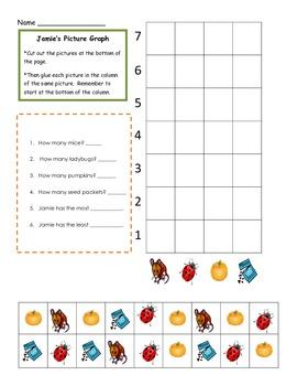 Pumpkin, Pumpkin by Jeanne Titherington reading language arts unit