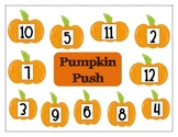 Pumpkin Push Addition Game