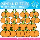 Pumpkin Puzzles Clipart