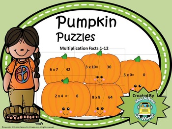 Multiplication Facts (1-12)