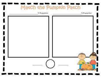 Pumpkin Puzzling Problem