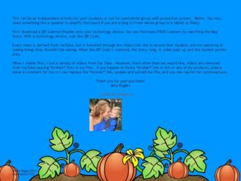Pumpkin QR Codes