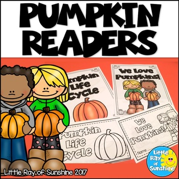 Pumpkin Readers