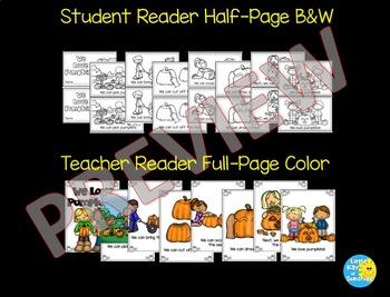 Pumpkin Readers